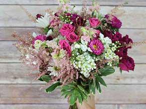 Романтичные полевые цветы