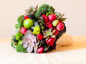 Вегетарианский букет
