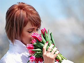 Как выбрать весенние цветы
