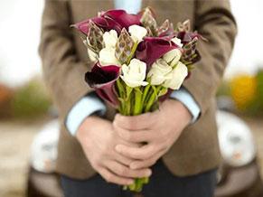 Выбираем цветы для папы