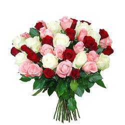 незабываемый восторг от букета разноцветных роз.jpeg