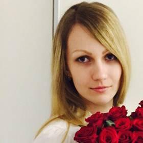Букет роз для жены - фото