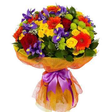 цветочное великолепие букета из гербер.jpeg