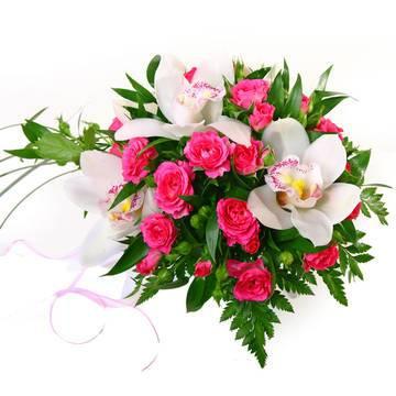 яркий свадебный букетик орхидей.jpeg