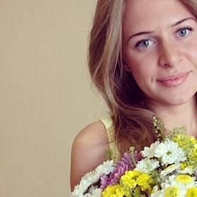 Букет хризантем для именинницы - фото