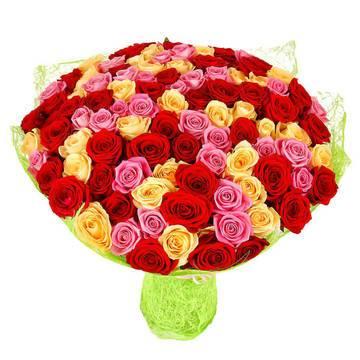 радуга цветов в роскошном букете из роз.jpeg